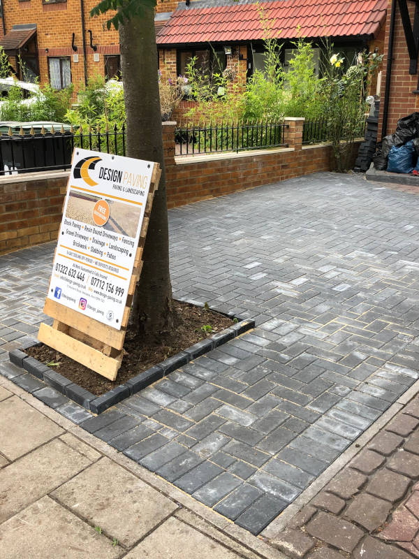 Block Paving in Catford