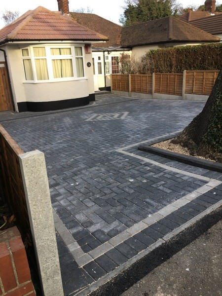 Block Paving and Fencing in Erith