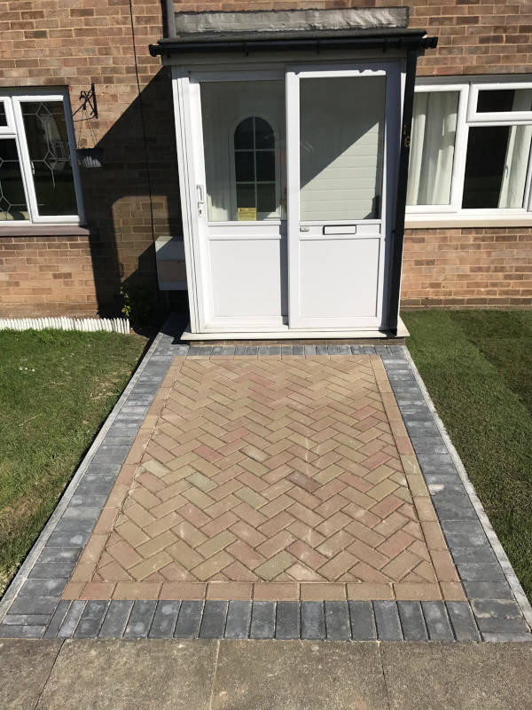 Block Paving and Turf in Dartford